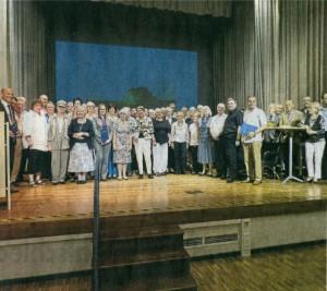 Gruppe Ehrenamt 2014